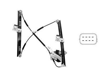 Mehanizem dviga stekla Ford Mondeo 01-07 comfort