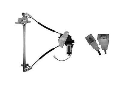 Mehanizem dviga stekla Nissan Almera 95-00 3vratni