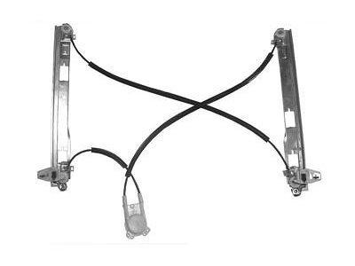 Mehanizem dviga stekla Renault Megane 02- 3V