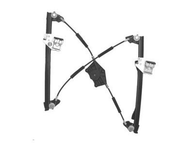 Mehanizem dviga stekla Škoda Fabia 00-07
