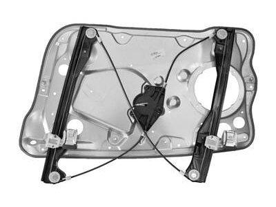 Mehanizem dviga stekla Škoda Fabia 00-07 + panela