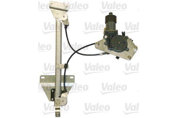 Mehanizem dviga zadnjega stekla Citroen Xsara 97-00 VALEO