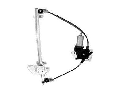 Mehanizem stekla Nissan Almera N16 00-06, 3 vratni + motorček