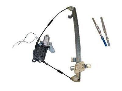 Mehanizem stekla Nissan Almera N16 00-06, 4/5 vratni + motorček
