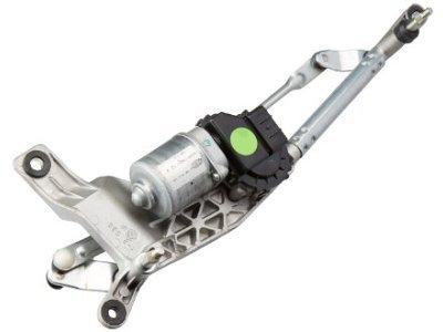 Mehanizem z motorjem za metlice brisalcev Fiat Idea 04-