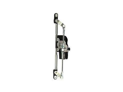 Mehanizem z motorjem za metlice brisalcev Fiat Panda 03-