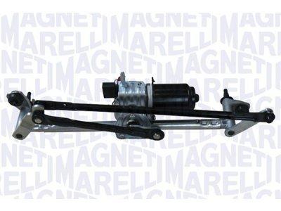 Mehanizem z motorjem za metlice brisalcev Seat Ibiza 08-