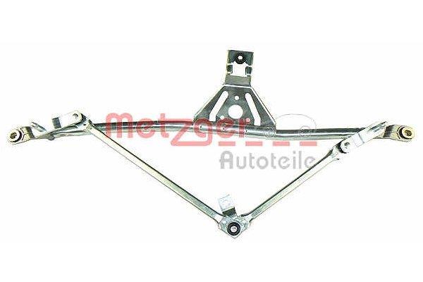 Mehanizem za metlice brisalcev Seat Cordoba 93-02