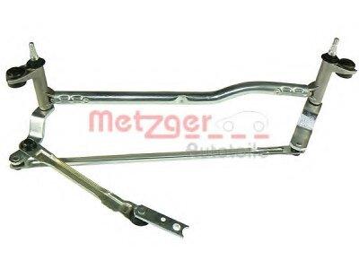 Mehanizem za metlice brisalcev Volkswagen Caddy 04-