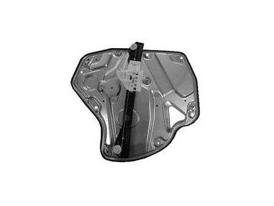 Mehanizem zadnjega stekla + panelna plošča Škoda Octavia 04-