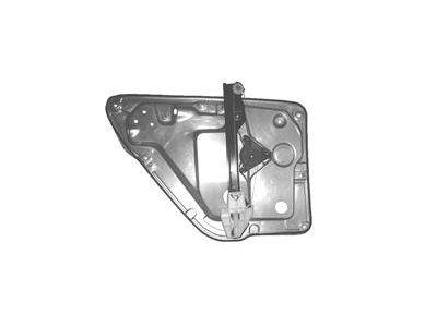 Mehanizem zadnjega stekla Škoda Fabia 99-07 + panela