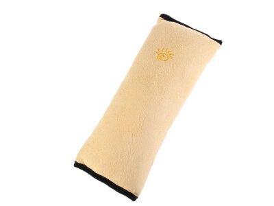 Mehka obloga varnostnega pasu Soft Pillow, bež