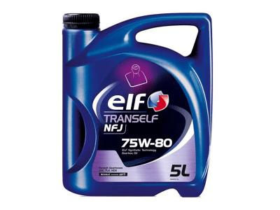 Menjalniško Olje Elf Tranself NFJ 75W80 5L