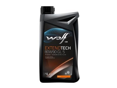 Menjalniško Olje WOLF EXTENDTECH 80W90 GL 5 1L