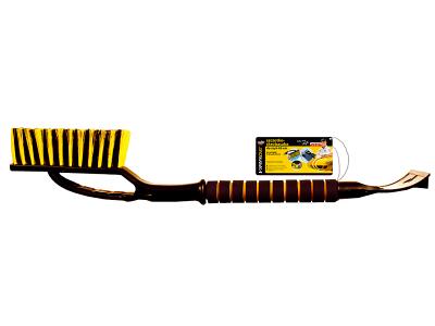 Metlica za čiščenje Virage + strgalo za led - 65 cm