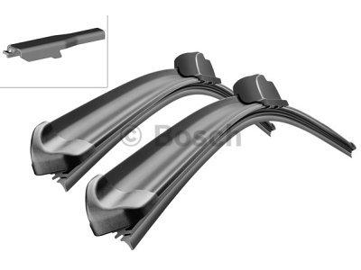 Metlice brisača (naprijed) Mercedes-Benz Razred R 05-15, set