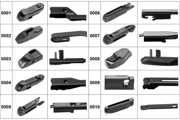 Metlice brisalcev Silux Wipers, L/D: 600mm/500mm, 12 mesečna garancija