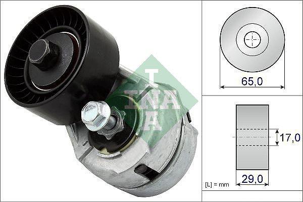 Mikro jermen (napenjalec) 534010920 - Alfa Romeo 145 94-00