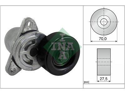 Mikro jermen (napenjalec) 534030610 - Hyundai Accent 00-06