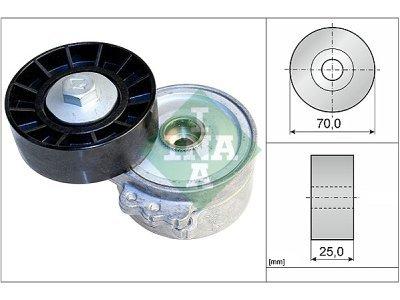 Mikro jermen (napenjalec) 534033410 - Peugeot 307 00-08