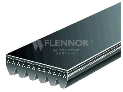 Mikro remen F6PK0745 - Audi A2 00-05