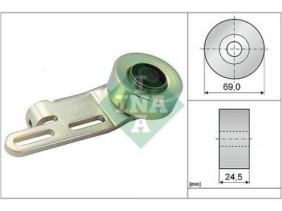 Mikro remen (napinjač) 531023910 - Citroen Xsara 97-05