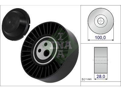 Mikro remen (napinjač) 531063520 - Alfa Romeo 166 98-09