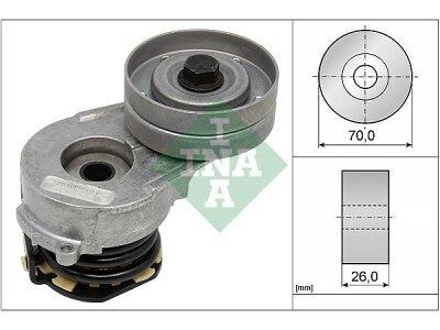 Mikro remen (natezač) 534032110 - Opel Combo 00-10
