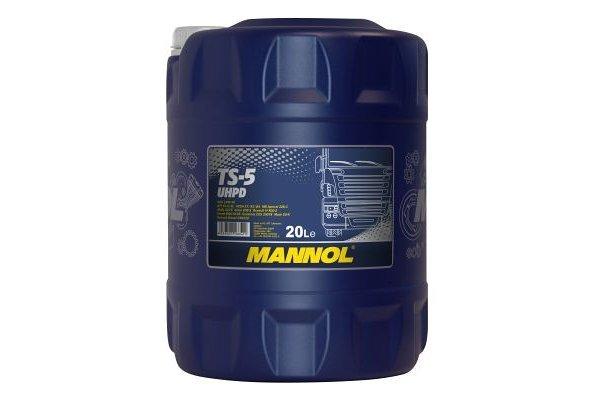 Mineralno ulje Mannol, 10W40, 20L