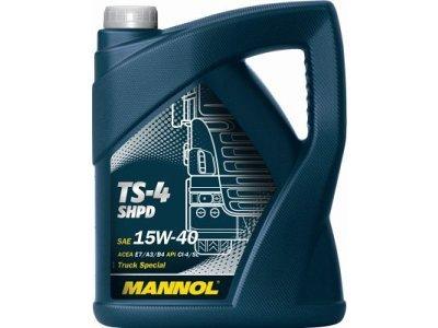 Mineralno ulje Mannol, 15W40, 5L