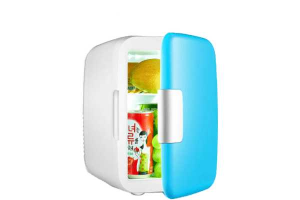 Mini frižider za automobil, 4L, nečujan