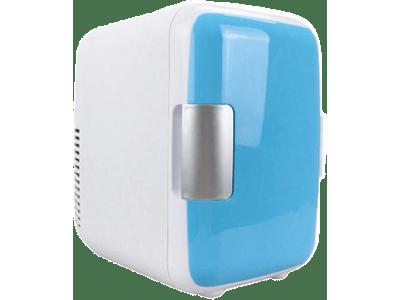 Mini hladilnik za v avtomobil, 4L, neslišen