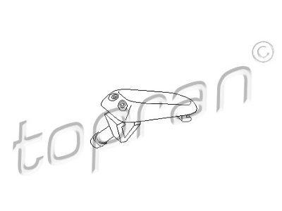 Mlaznica za pranje stakla 102968756 - Seat, Volkswagen