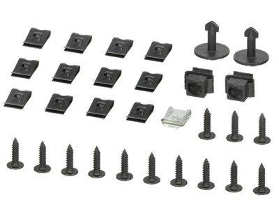 montage schellen (für Motorschutz) Audi A4 00-04