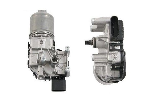 Motor za pomik metlice brisalcev Audi A4 00-