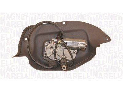 Motor za pomik metlice brisalcev (zadaj) Ford Transit Connect 02-, 2 zadnji vrati, levi kos