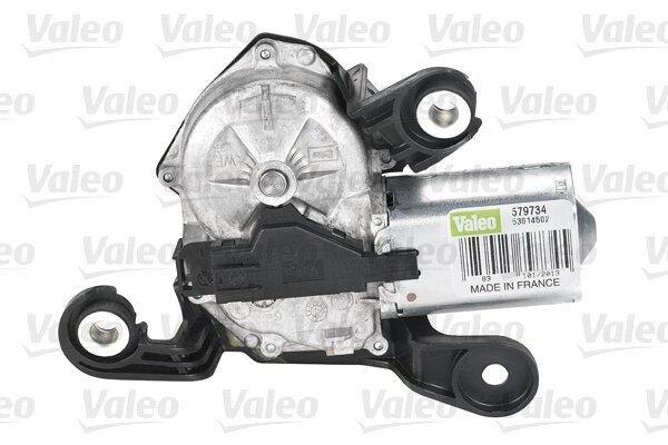 Motor za pomik metlice brisalcev (zadaj) Opel Agila 00-08