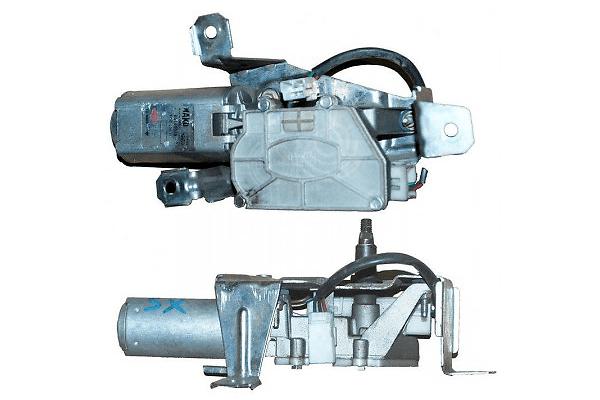 Motor (zadnji) za pomik metlice brisalcev Fiat Doblo 01-05 dvojna vrata