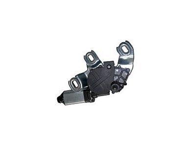 Motor (zadnji) za pomik metlice brisalcev Škoda Octavia 04-13 (liftback)