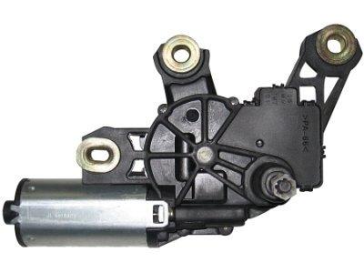 Motor (zadnji) za pomik metlice brisalcev Volkswagen Bora 01-03 (kombi)