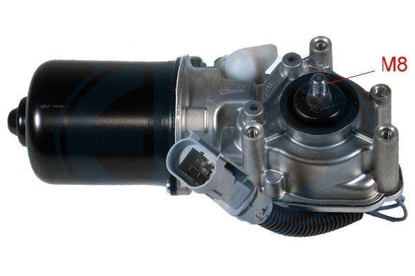 Motorič brisača Renault Master 98-03, OEM