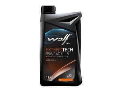 Motoröl WOLF EXTENDTECH 85W140 GL 5 1L