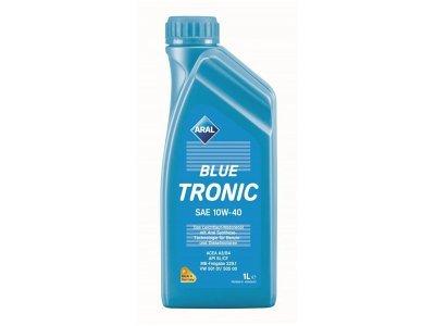 Motorno Olje Aral Blue Tronic 10W40 1L