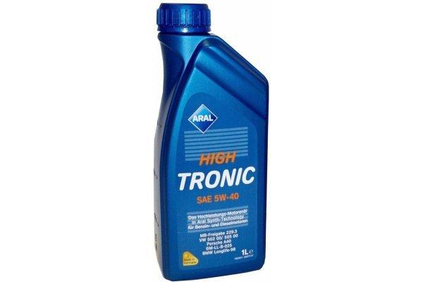 Motorno olje Aral High Tronic New 5W40 1L