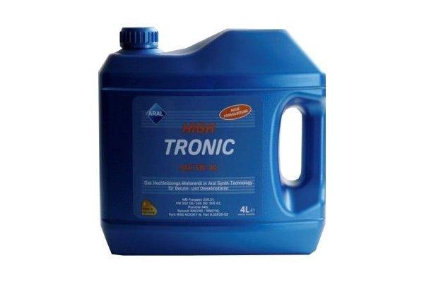 Motorno Olje Aral High Tronic New 5W40 4L