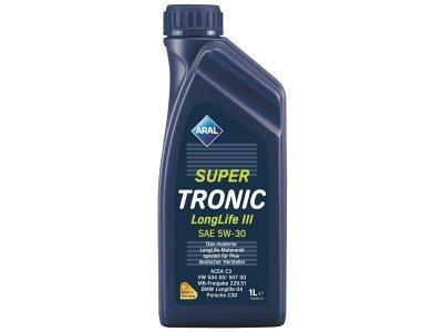 Motorno Olje Aral Super Tronic LongLife III 5W30 1L
