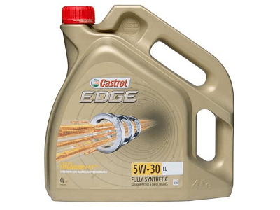 Motorno olje Castrol Edge LL Titanium 5W30 4L