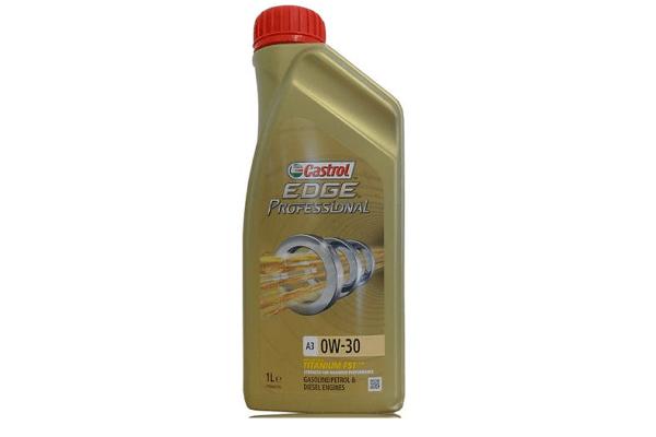 Motorno olje Castrol Edge Professional A3 0W30 1L