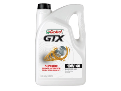 Motorno Olje Castrol GTX 10W40 4L