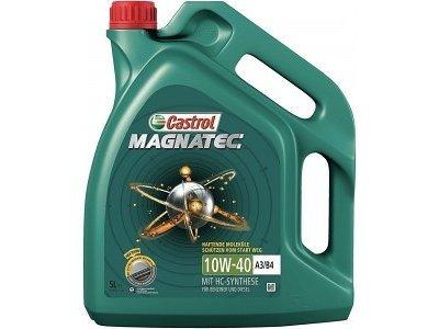 Motorno olje Castrol Magnatec 10W40 4L
